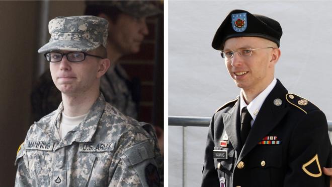 Chelsea Manning, hospitalizada por intento de suicidio