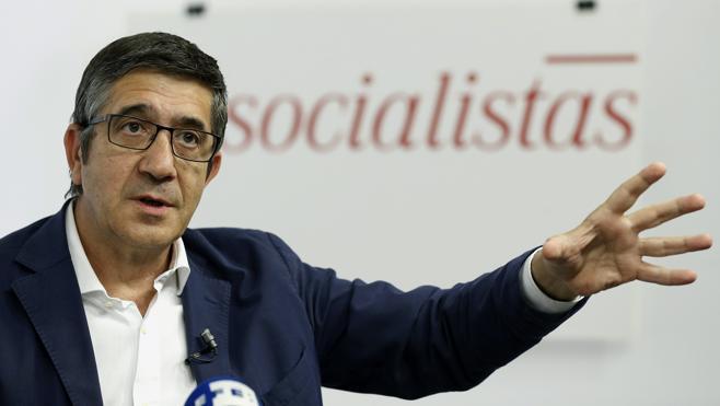 El PSOE vuelve a proponer a Patxi López y Micaela Navarro para la Mesa del Congreso