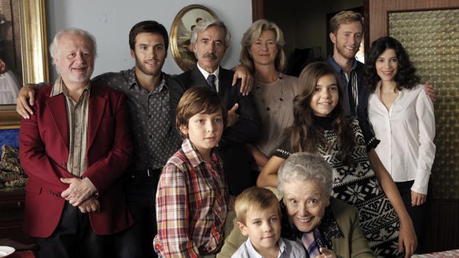 'Cuéntame' se queda en TVE y comenzará a rodar en otoño