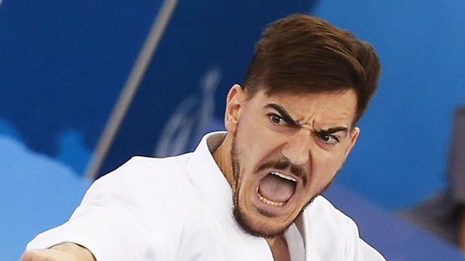El kárate español reclama ser olímpico