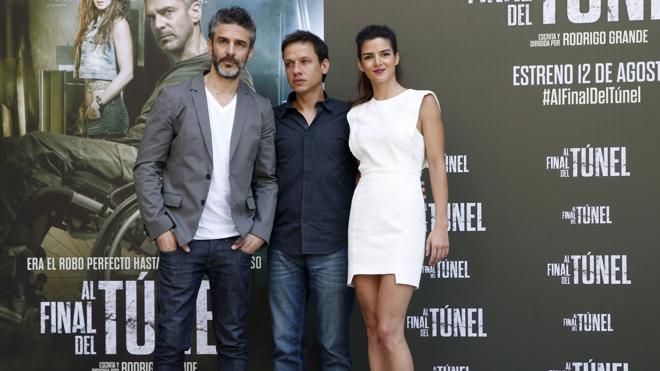 Clara Lago y Leonardo Sbaraglia llegan 'Al final del túnel'