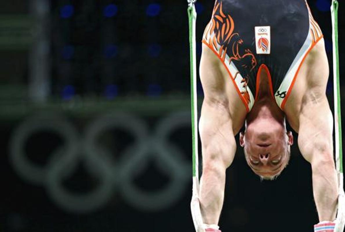 Holanda expulsa a un gimnasta por salir de copas en Río