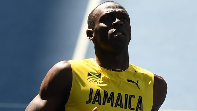 Bolt vale por tres