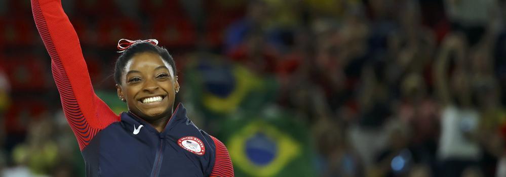 El salto da a Biles su tercer oro olímpico