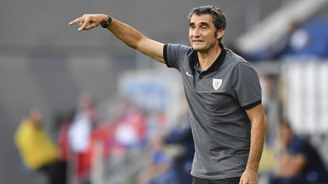 Valverde, el mago del Athletic