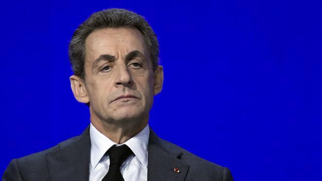 Sarkozy anuncia su candidatura a las elecciones presidenciales