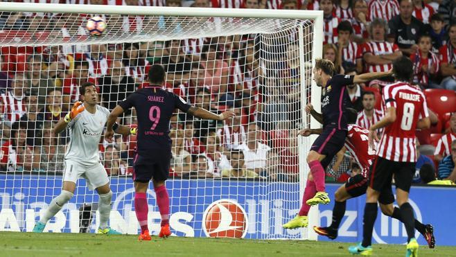 El Barça arranca como un tiro