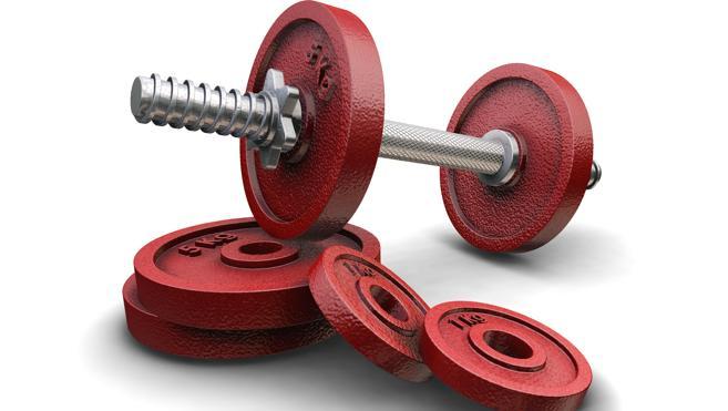 ¿Cómo saber qué peso es el adecuado para mi entrenamiento?