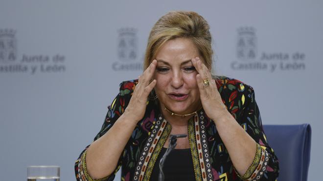 La vicepresidenta de Castilla y León renuncia a su cargo tras triplicar la tasa de alcoholemia