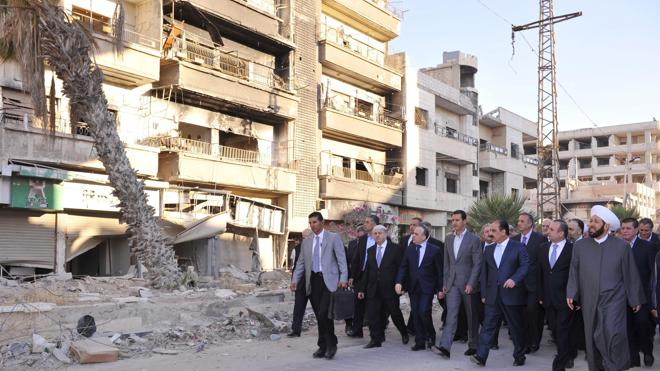 El nuevo alto el fuego en Siria durará siete días
