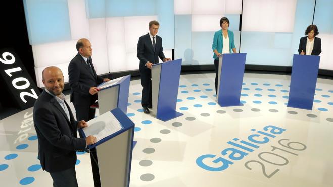 PSdeG, En Marea y BNG, dispuestos a una coalición postelectoral de izquierdas