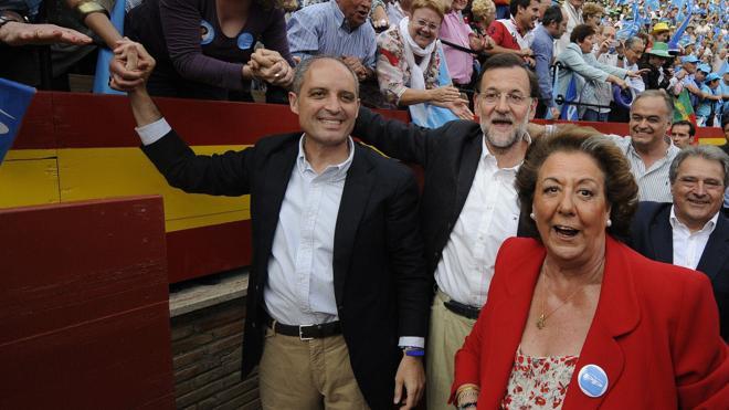 Rajoy ya no contiene sus filas