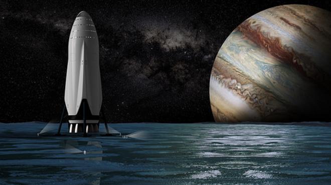 Un plan espacial lleno de incógnitas
