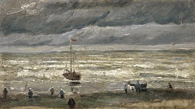 La Policía italiana recupera dos Van Gogh robados hace 14 años en Ámsterdam