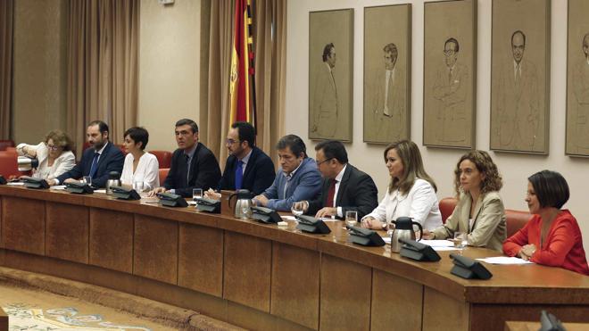 Clamor entre los diputados del PSOE para que no haya otras elecciones