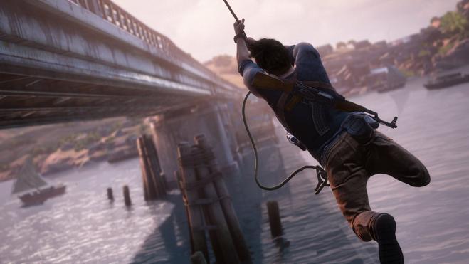 'Uncharted 4' e 'Inside', favoritos a los premios Titanium del Fun & Serious