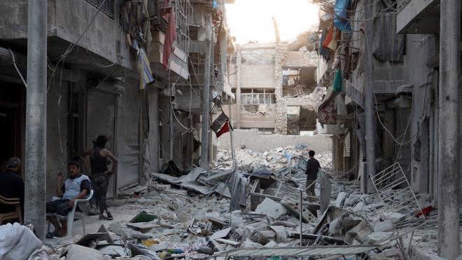 Putin ordena prolongar hasta 24 horas la pausa humanitaria en Alepo
