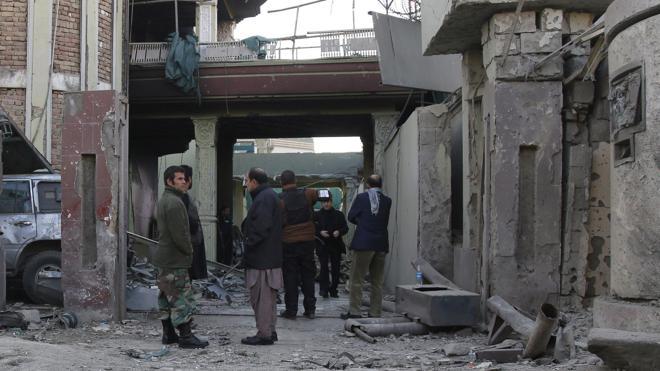 Pedraz abre una investigación contra el embajador en Kabul por el atentado de 2015