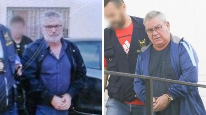 Siete detenidos en una operación de la Guardia Civil en las oficinas de UPA en Extremadura