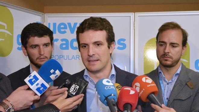Casado ve «irresponsable» que Cataluña no esté en la Conferencia de Presidentes