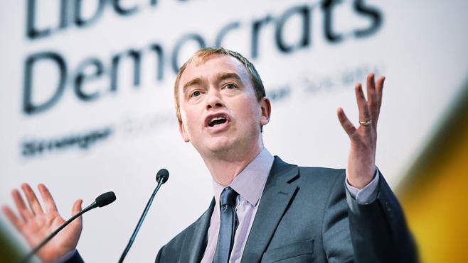 Los liberal demócratas británicos exigen un segundo referéndum para apoyar la activación del 'Brexit'