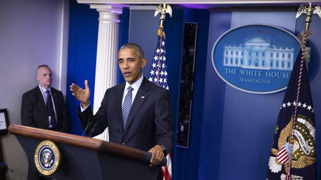 Obama lamenta no haber podido cerrar la «maldita» prisión de Guantánamo