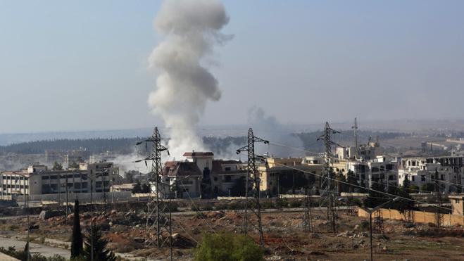 Los bombardeos sobre Alepo inutilizan los hospitales del este de la ciudad