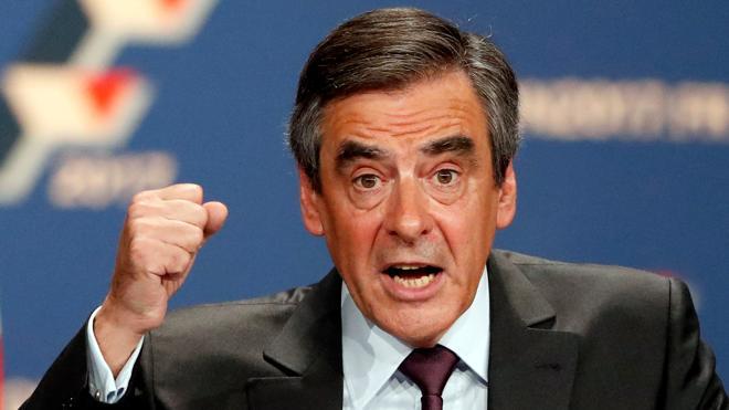 Fillon, el liberal en segunda fila que reclama su lugar al frente
