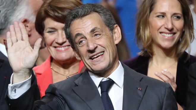 La penúltima batalla del incombustible Sarkozy