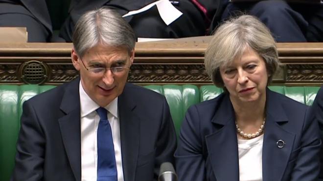El 'brexit' dejará un agujero de 143.000 millones de euros en Reino Unido