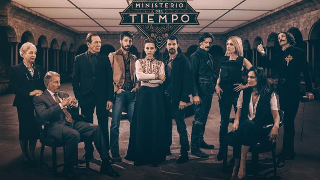 'El Ministerio del Tiempo' y 'El Hormiguero', triunfadores en los Premios Iris de la Academia de Televisión