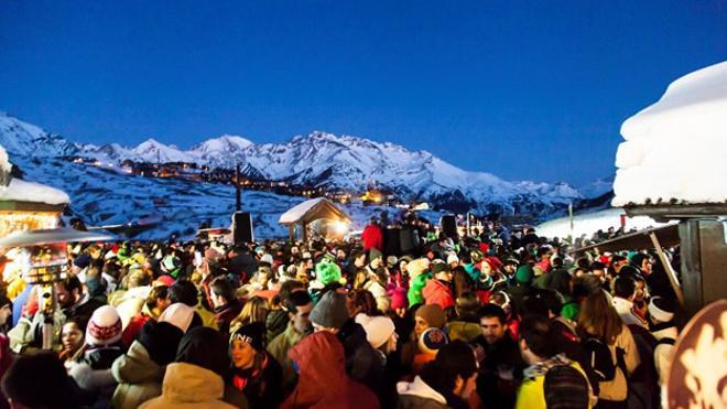 Un Apres Ski de alto nivel