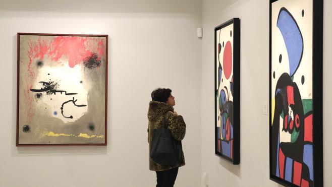 Miró abre casa en la 'milla de oro' de los museos