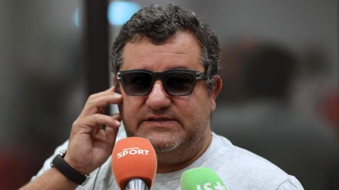 Mino Raiola, de la pizzería familiar al escándalo de 'Football Leaks'