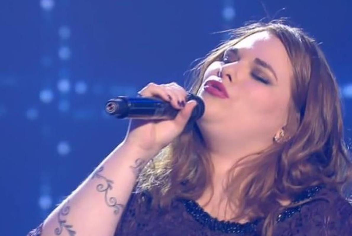 Irene se convierte en la primera mujer que gana 'La Voz'