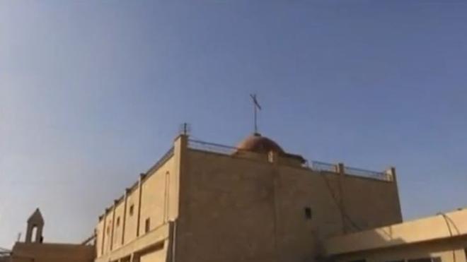 La Navidad vuelve a una iglesia iraquí liberada de la opresión del Daesh