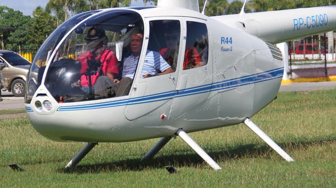 El presidente de Filipinas amenaza con lanzar a corruptos desde un helicóptero