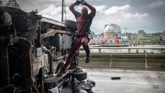 'Deadpool', 'Batman v Superman' y 'Civil War', las películas más pirateadas de 2016