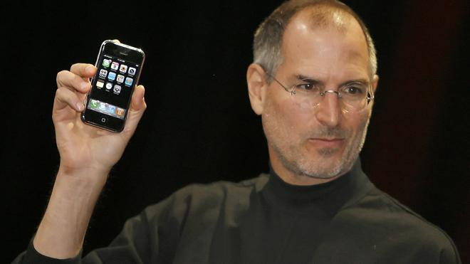 Un iPhone de 10 años