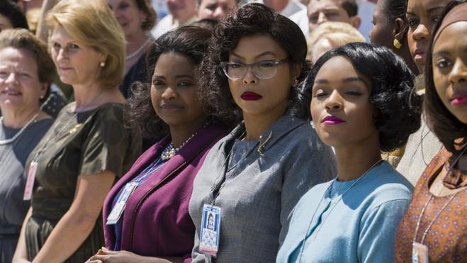Mujeres, negras, brillantes y... ocultas en la carrera espacial de la NASA