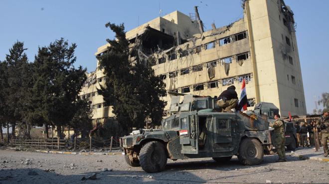 El Daesh tiene «los días contados» en el este de Mosul, según el Pentágono