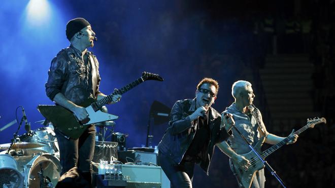 U2 actuará en Barcelona en su gira por el 30 aniversario de 'The Joshua Tree'