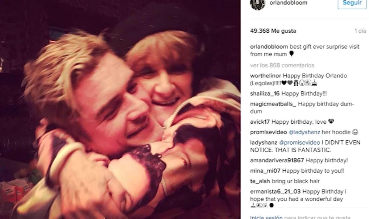 La sorpresa de Katy Perry a Orlando Bloom por su 40 cumpleaños