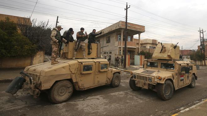 El Ejército iraquí avanza sobre últimas posiciones del Daesh en el noreste de Mosul