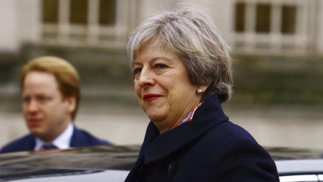May activará el «brexit» el 9 de marzo, según The Times