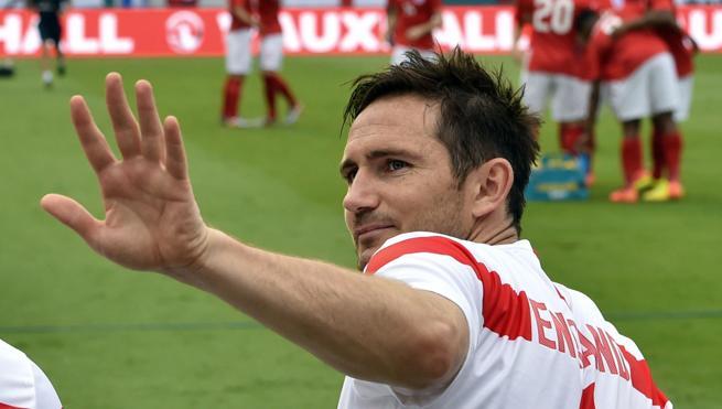 Frank Lampard anuncia su retirada