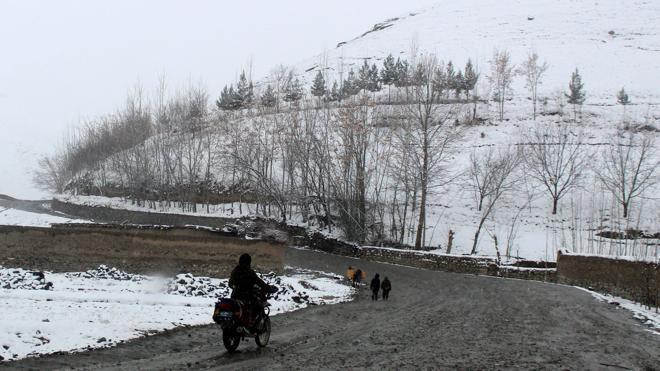 Al menos 108 muertos por el temporal de nieve en Afganistán