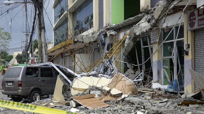 Un fuerte terremoto deja al menos seis muertos en el sur de Filipinas
