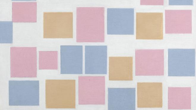 El viaje a la pureza de Mondrian y compañía