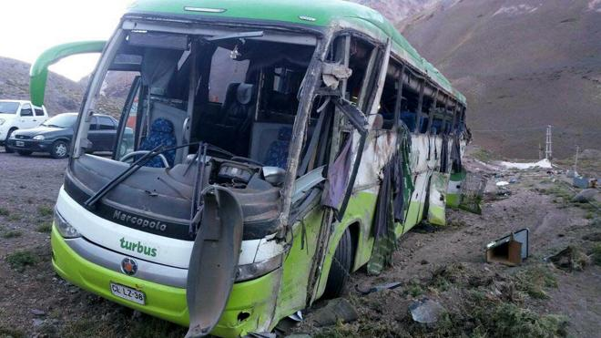 Al menos 19 muertos en un accidente de autobús en Argentina